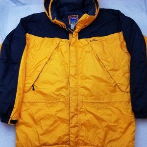 L.L. Bean Mountain Guide Gore Tex Jacket Large